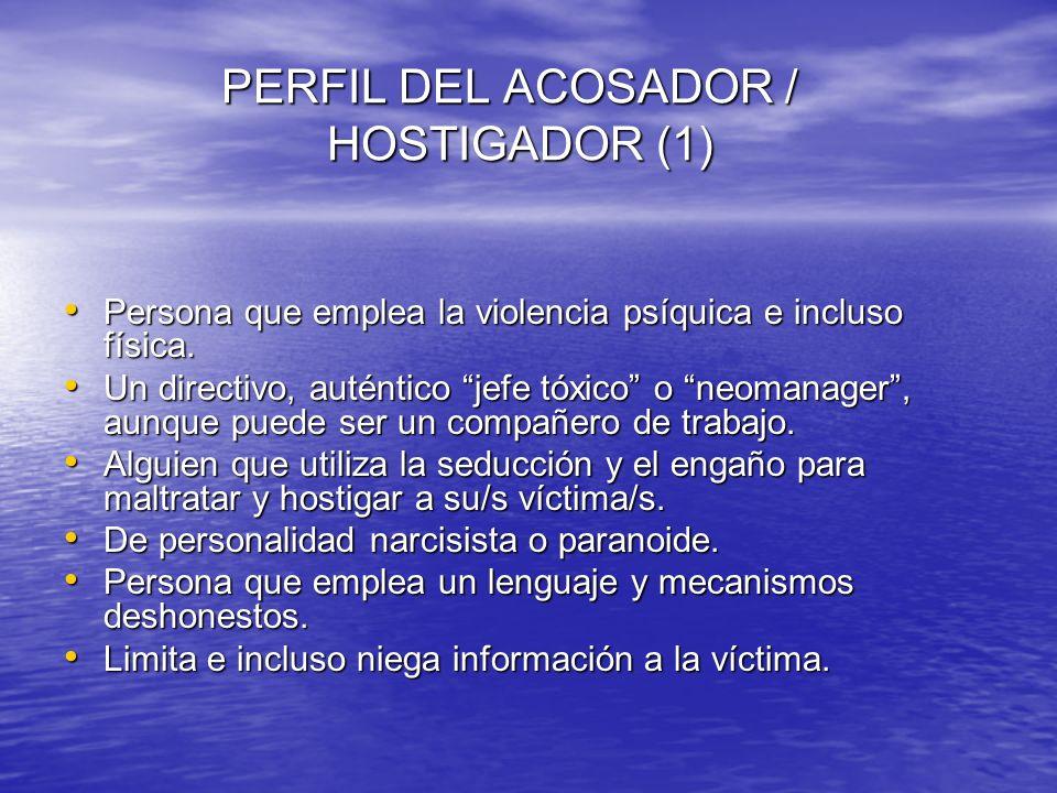 PERFIL DEL ACOSADOR / HOSTIGADOR (1)