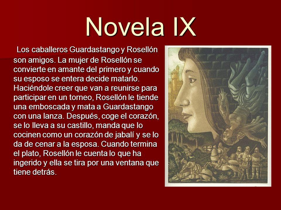 Novela IX