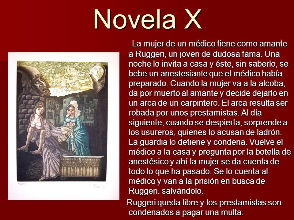 Novela X
