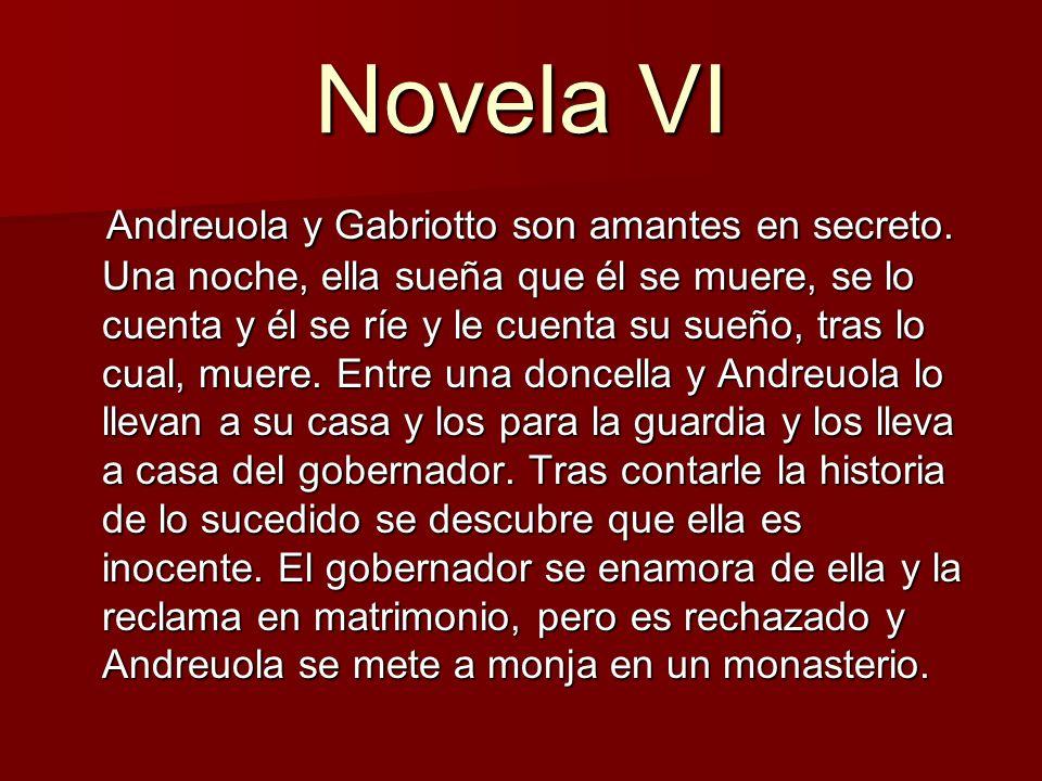 Novela VI