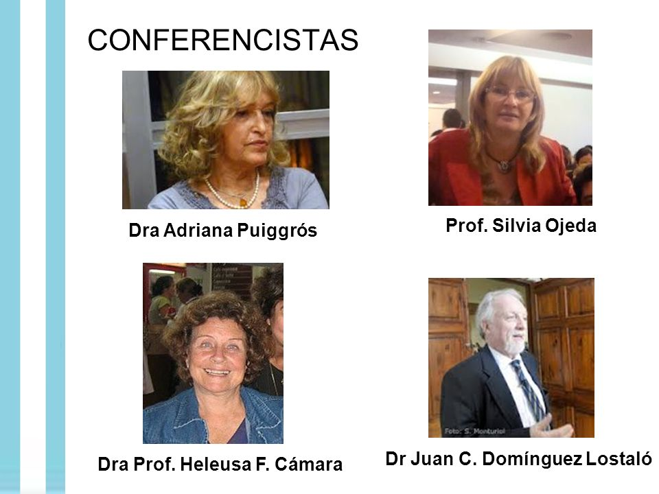 Dra Prof. Heleusa F. Cámara