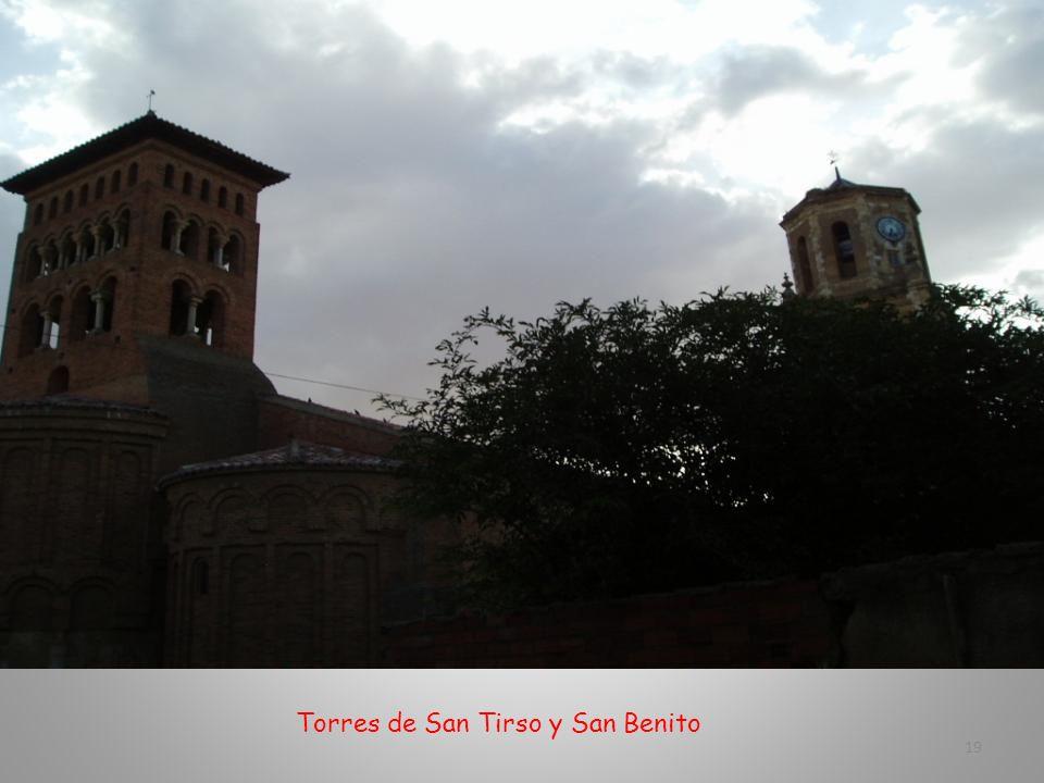 Torres de San Tirso y San Benito