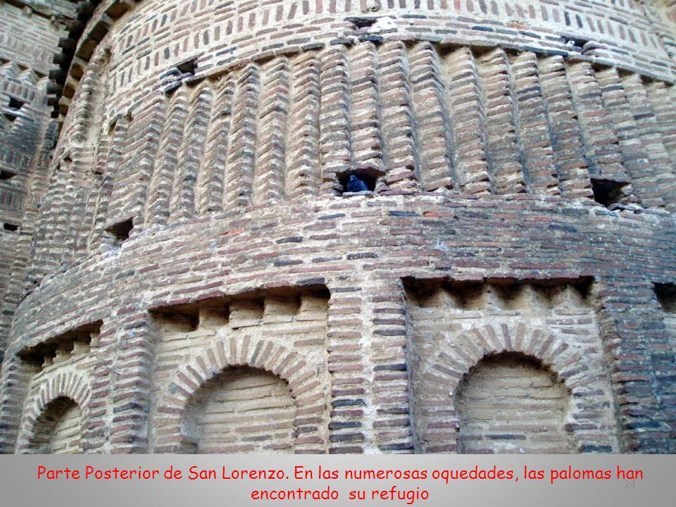Parte Posterior de San Lorenzo