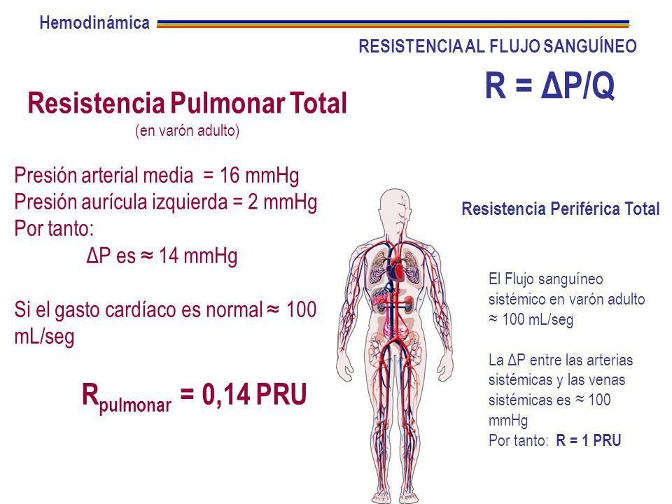 Resistencia Pulmonar Total