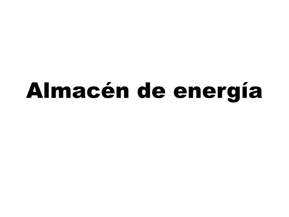 Almacén de energía