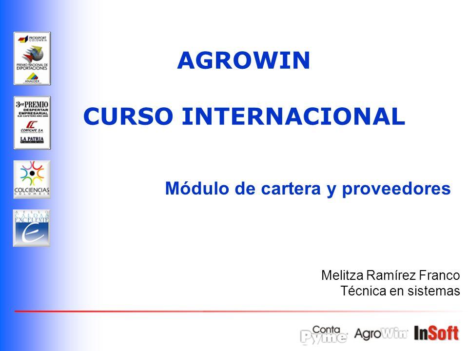AGROWIN CURSO INTERNACIONAL