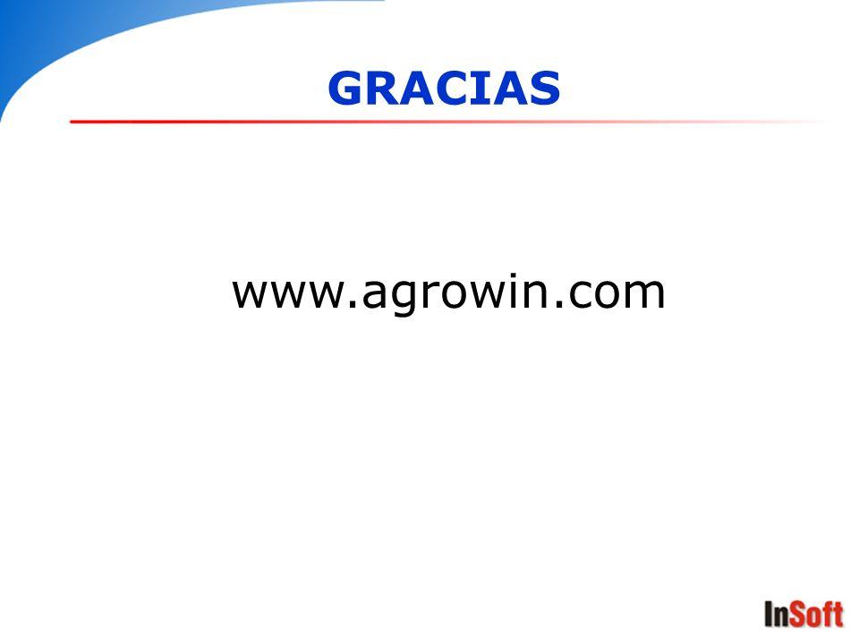 GRACIAS GRACIAS www.agrowin.com www.agrowin.com