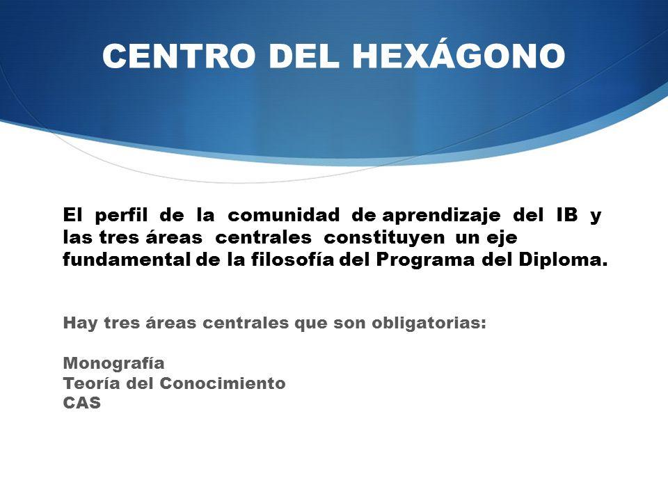 CENTRO DEL HEXÁGONO