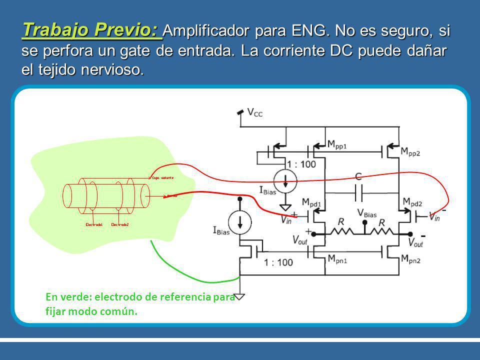 Trabajo Previo: Amplificador para ENG