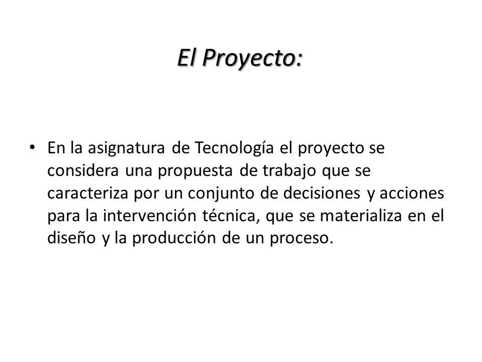 El Proyecto: