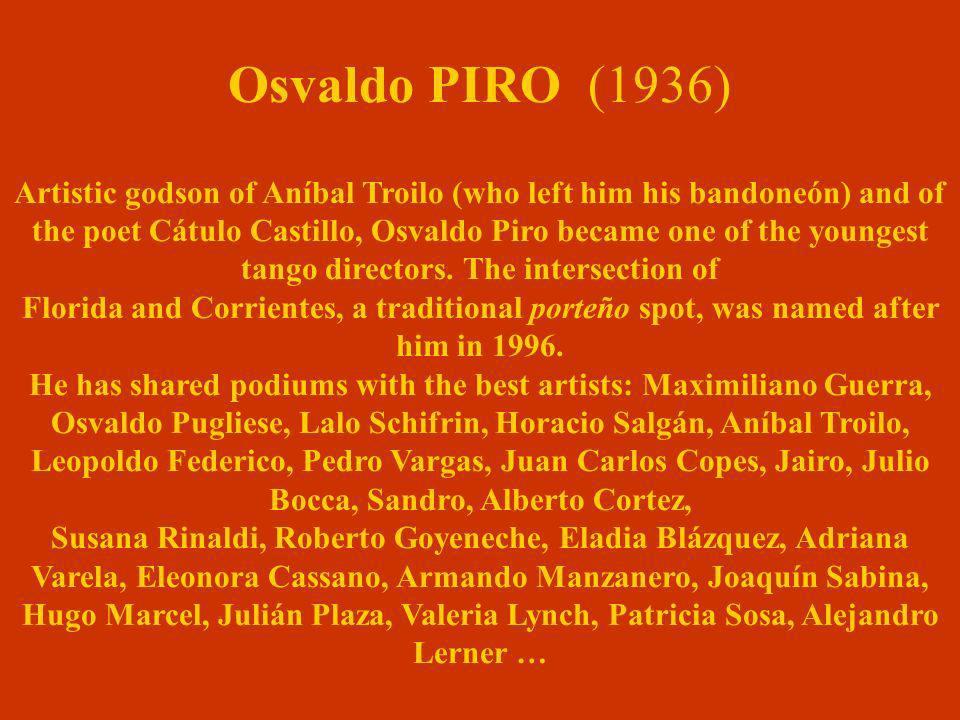 Osvaldo PIRO (1936)