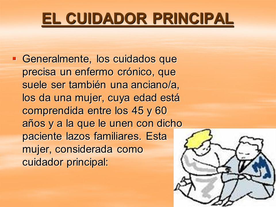 EL CUIDADOR PRINCIPAL