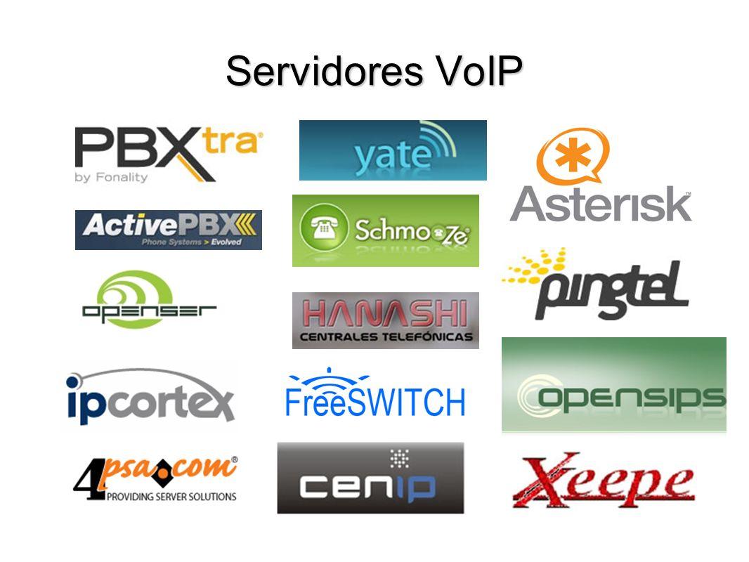 Servidores VoIP