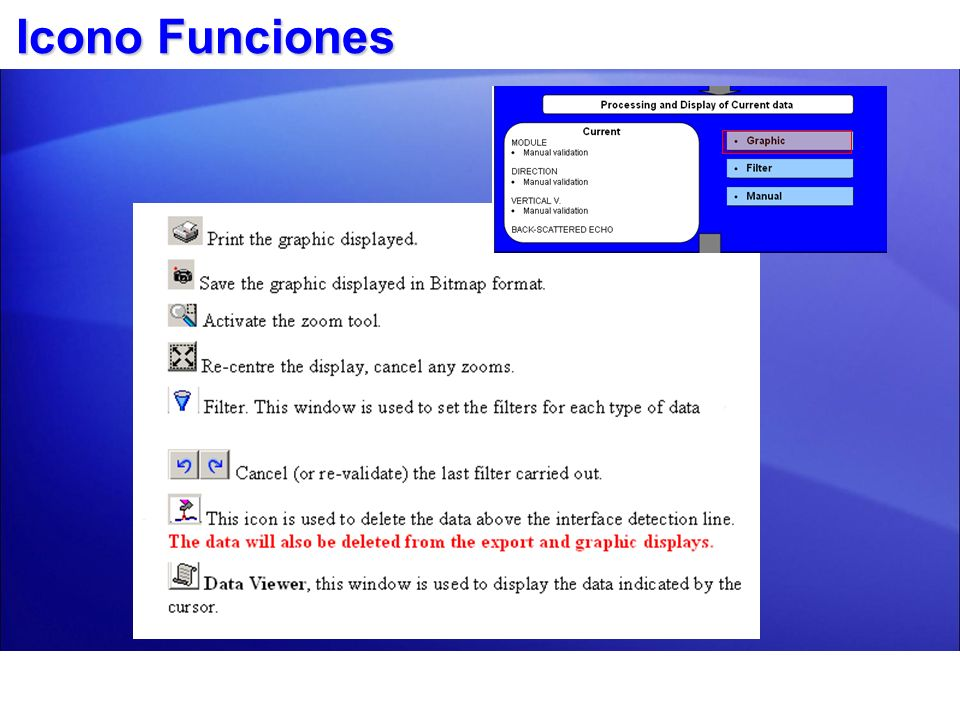 Icono Funciones