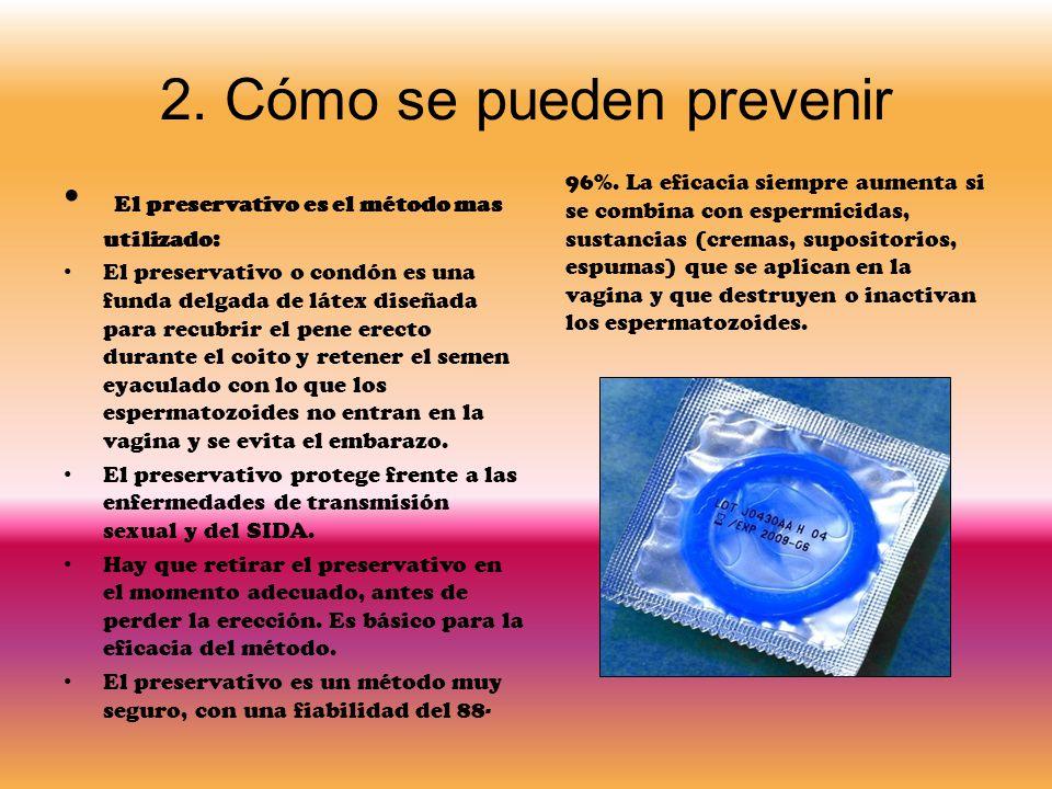 2. Cómo se pueden prevenir