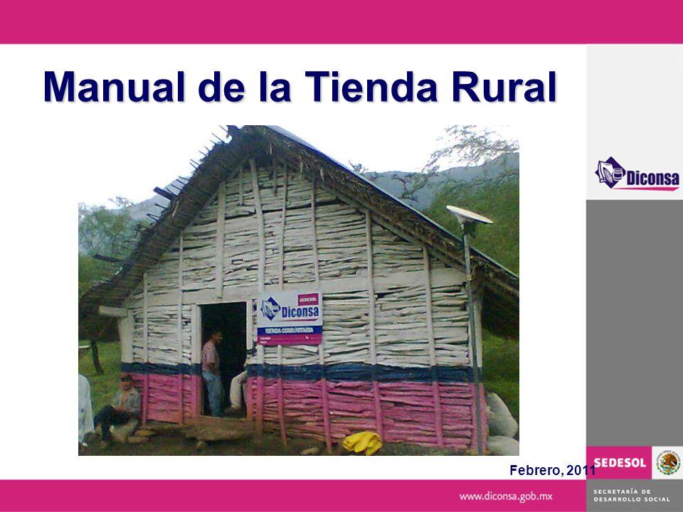 Manual de la Tienda Rural