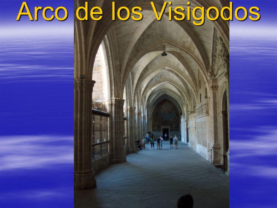 Arco de los Visigodos