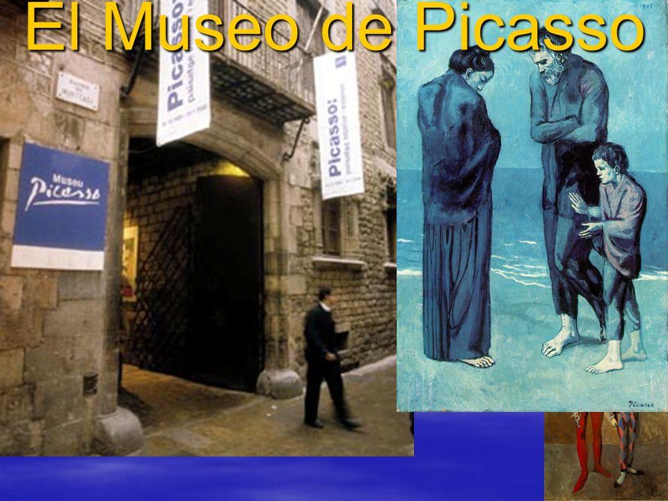 El Museo de Picasso
