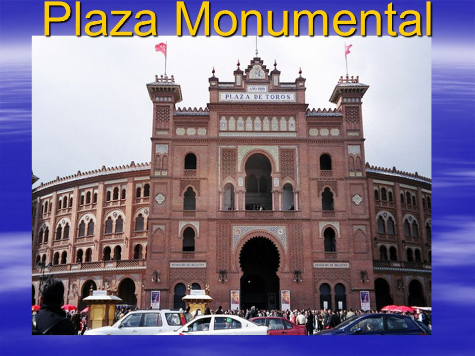 Plaza Monumental