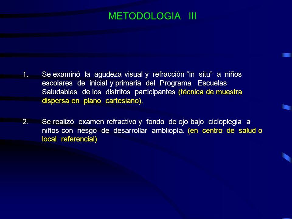 METODOLOGIA III