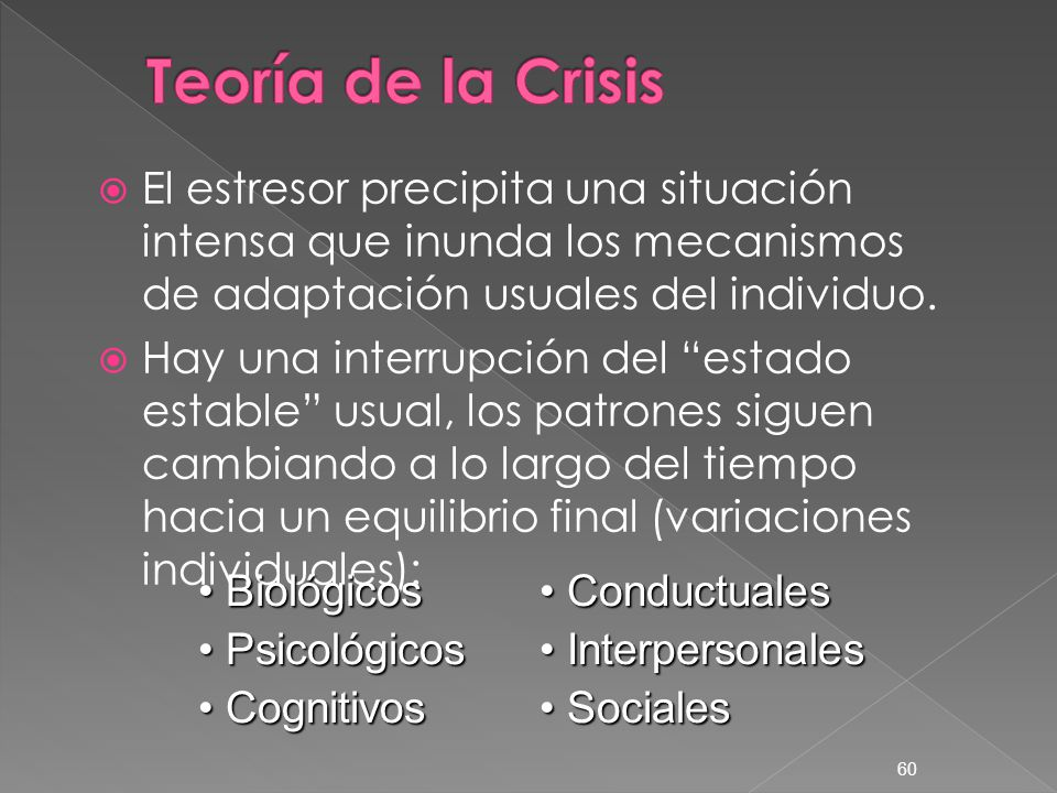 individual reactions to crisis Until now, research in children's crisis reactions has been limited  children's  expression because it requires the person who has experienced the trauma, to  be.
