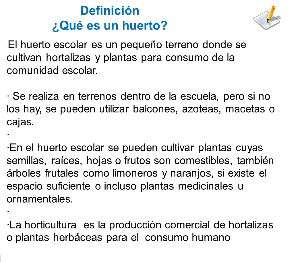 Proyecto interdisciplinario ppt video online descargar for Horticultura definicion