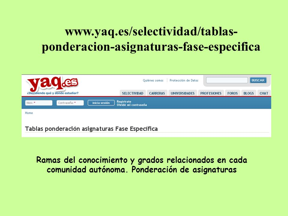 www.yaq.es/selectividad/tablas-ponderacion-asignaturas-fase-especifica