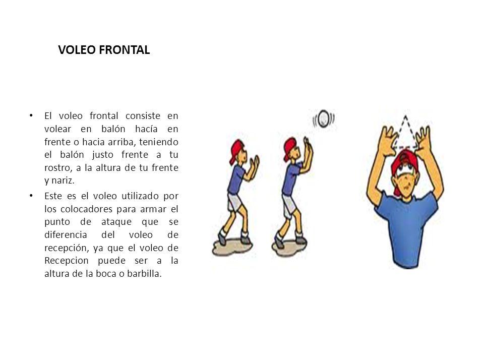 VOLEO FRONTAL