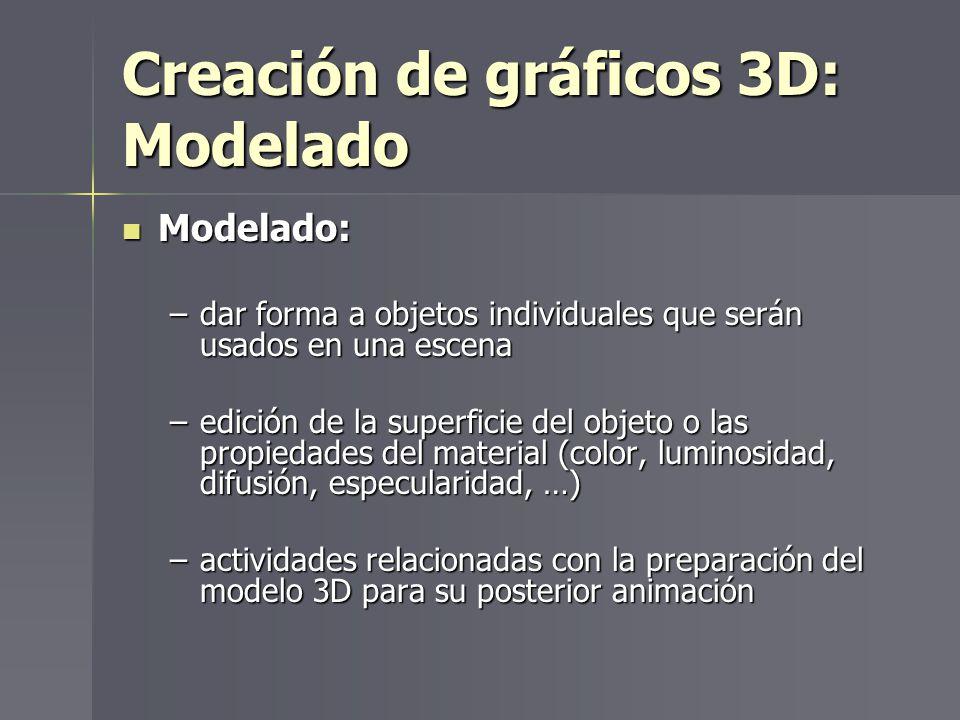 Modelado en 3d y composici n de objetos ppt video online for Edicion 3d online