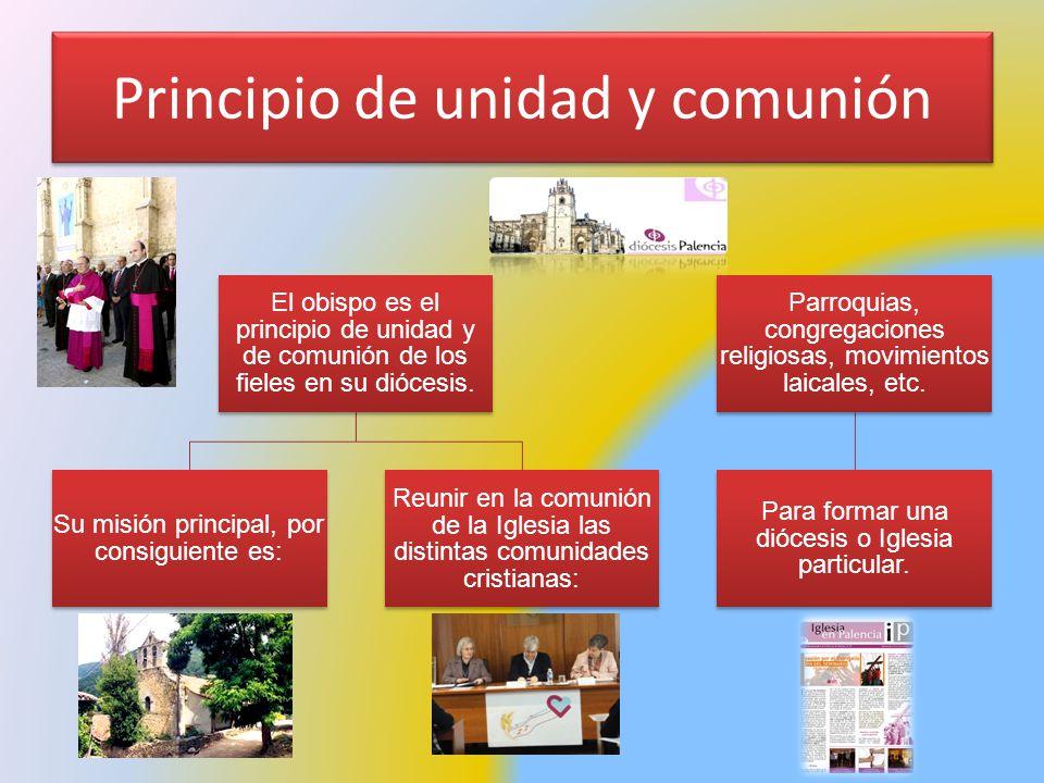 Principio de unidad y comunión