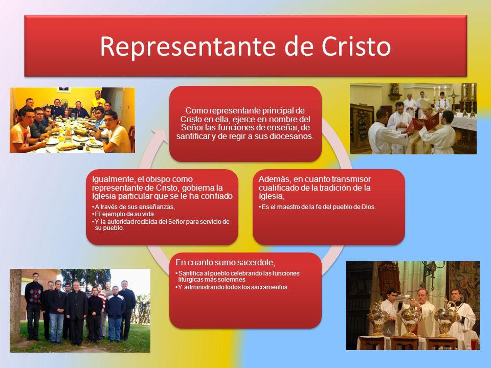 Representante de Cristo
