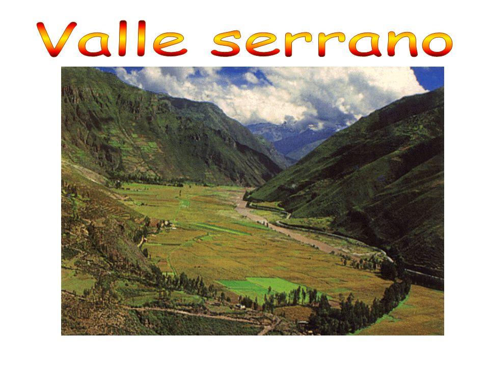 Valle serrano