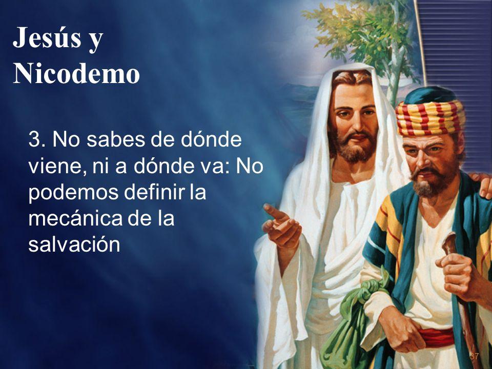 Jesús y Nicodemo 3.