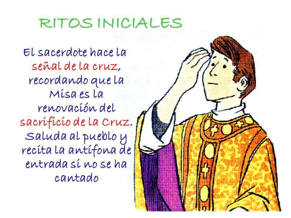 RITOS INICIALES