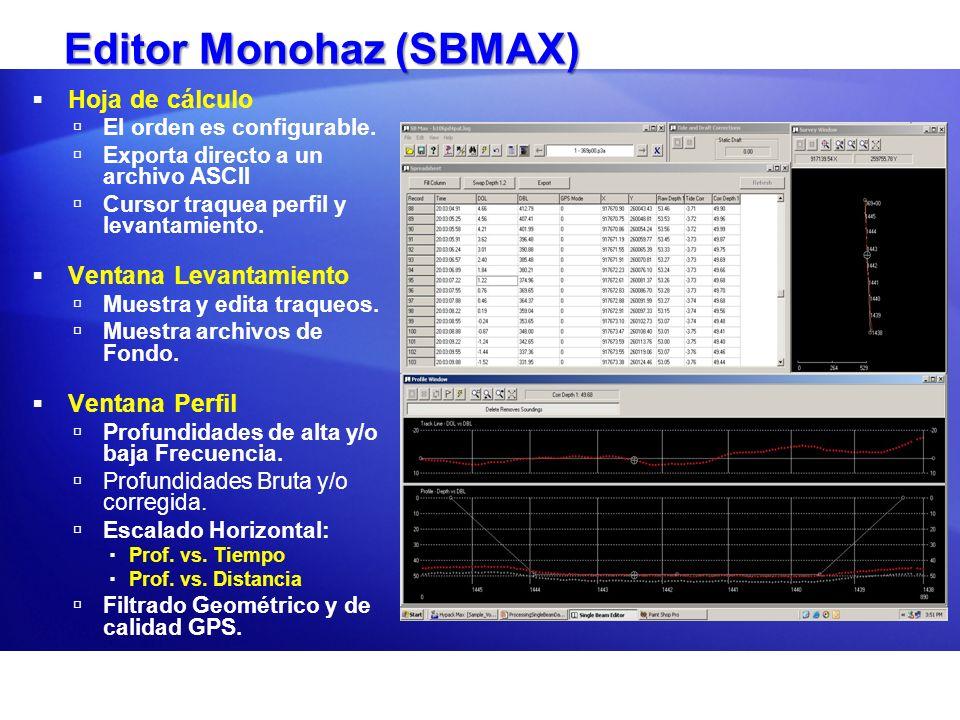 Editor Monohaz (SBMAX)