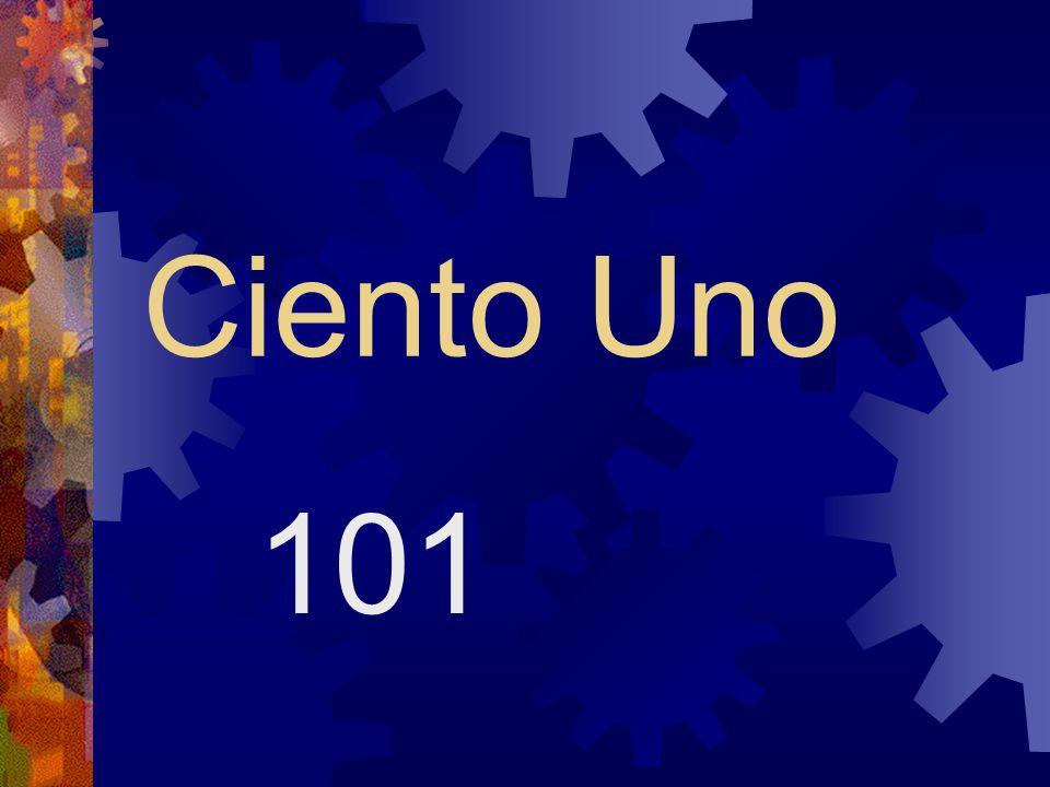 Ciento Uno 101