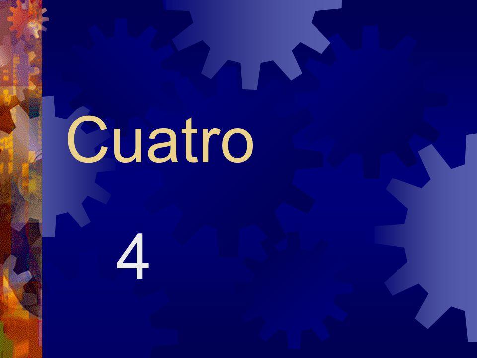 Cuatro 4