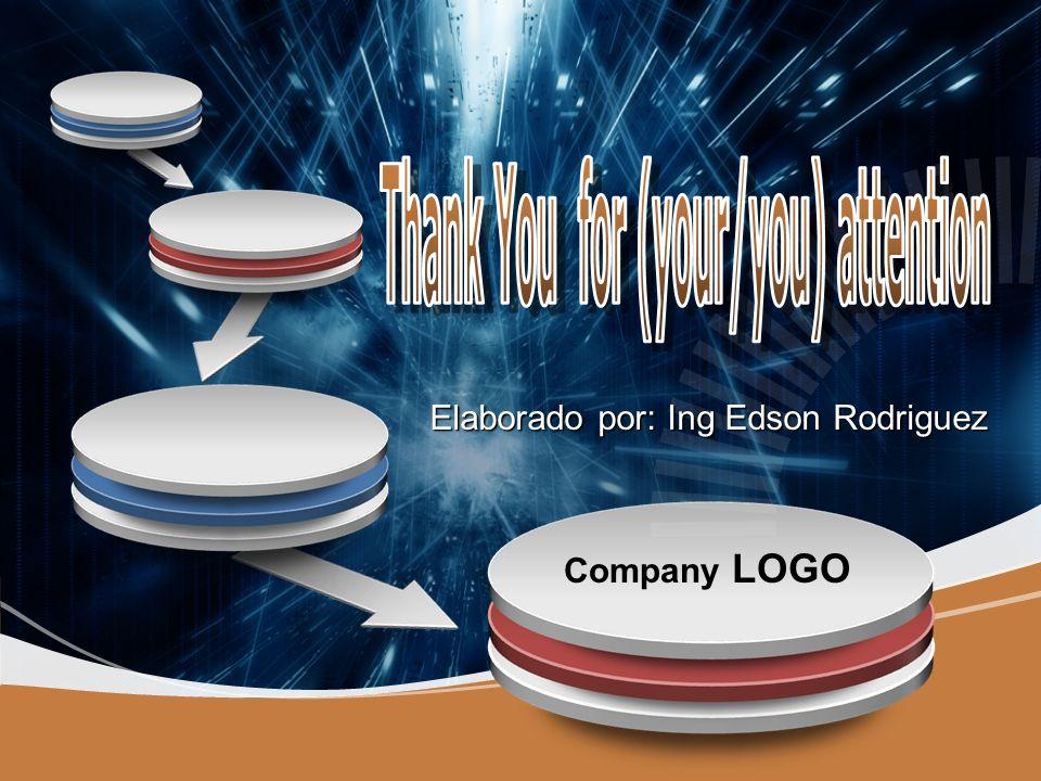 Elaborado por: Ing Edson Rodriguez