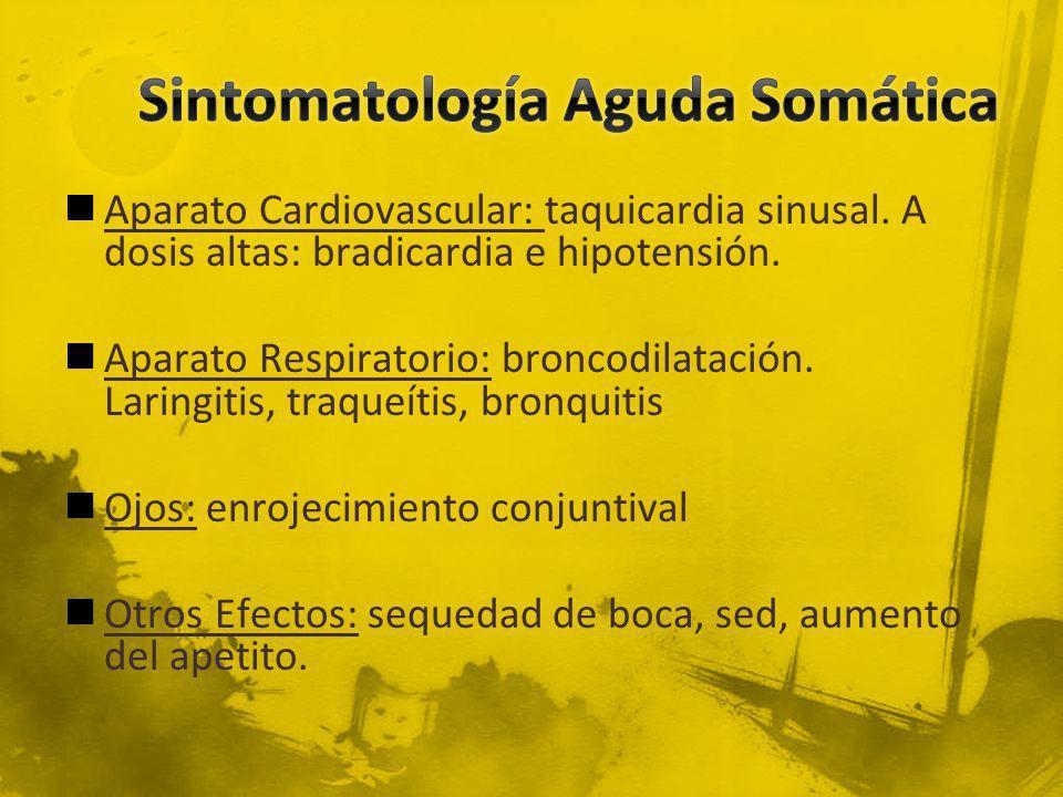 Sintomatología Aguda Somática