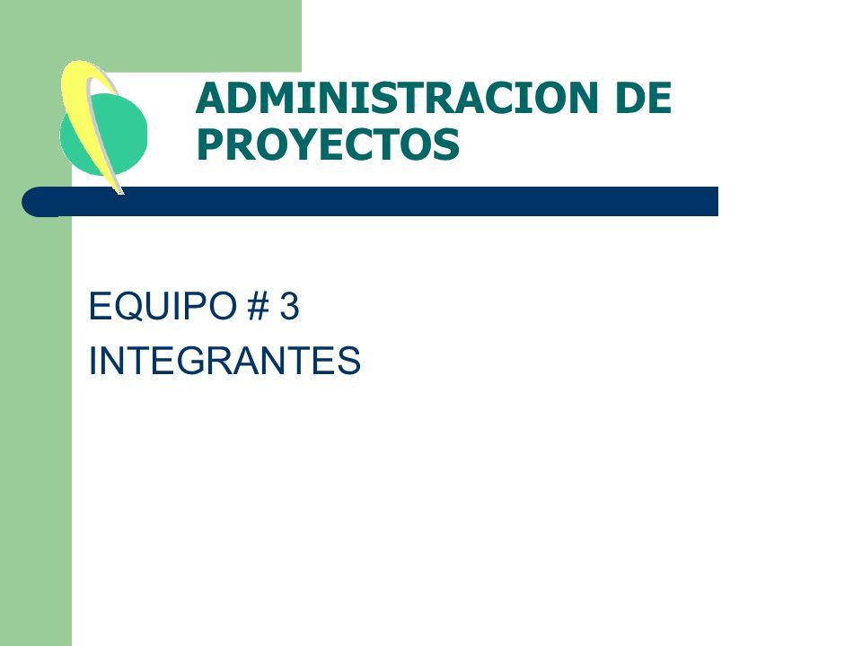 Administracion de proyectos ppt descargar for Administracion de proyectos