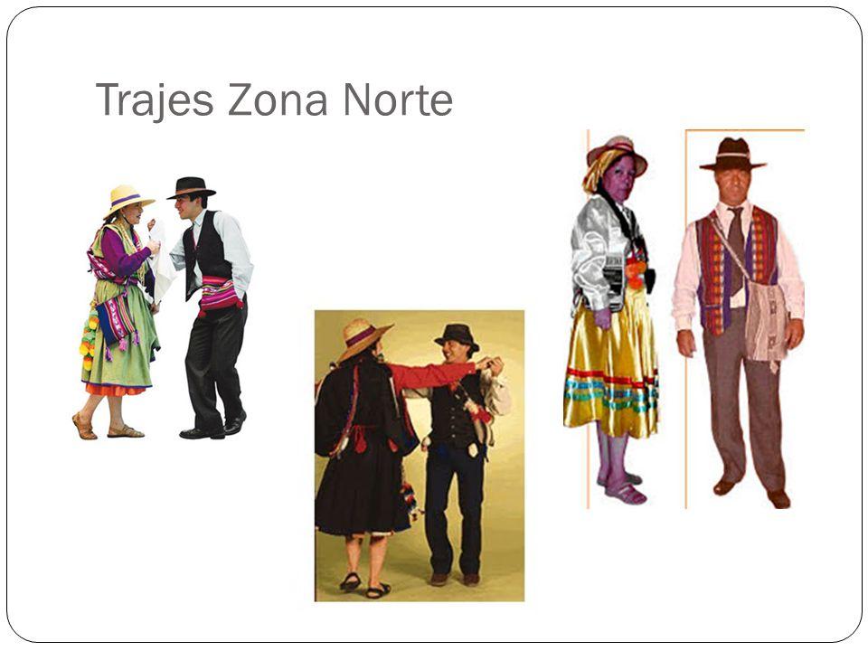 Vestidos Tipicos De La Zona Norte