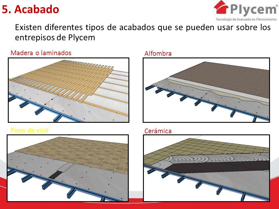 Plycem ppt descargar for Diferentes tipos de alfombras