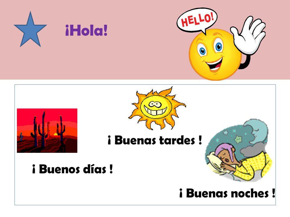 Hola ppt video online descargar - Buenos dias buenas noches ...