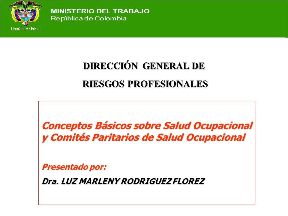 RIESGOS PROFESIONALES RIESGOS PROFESIONALES