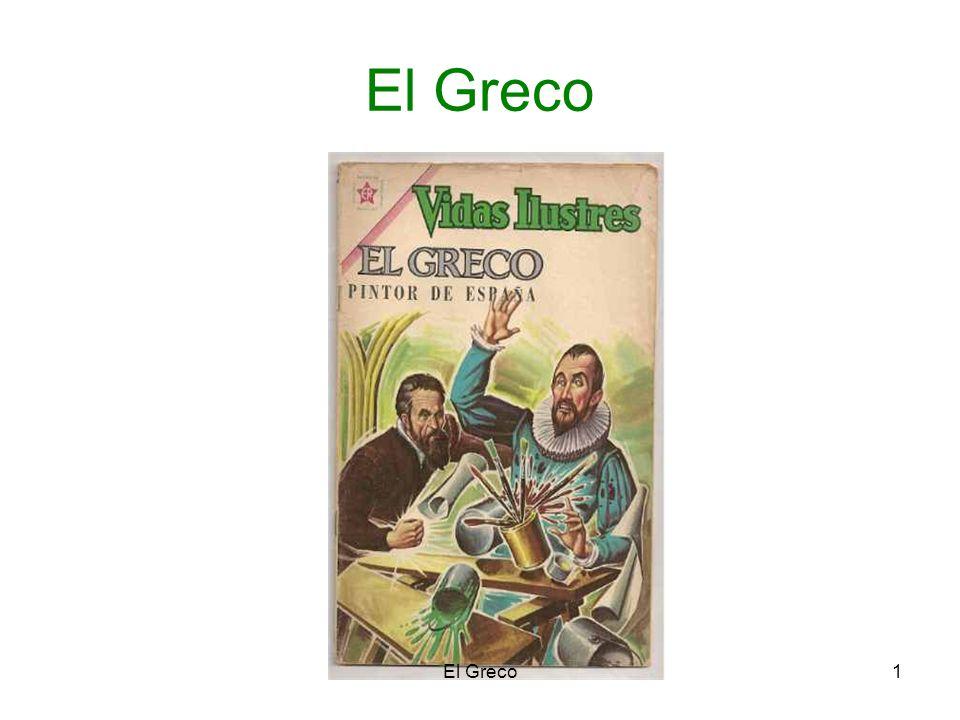 El Greco El Greco