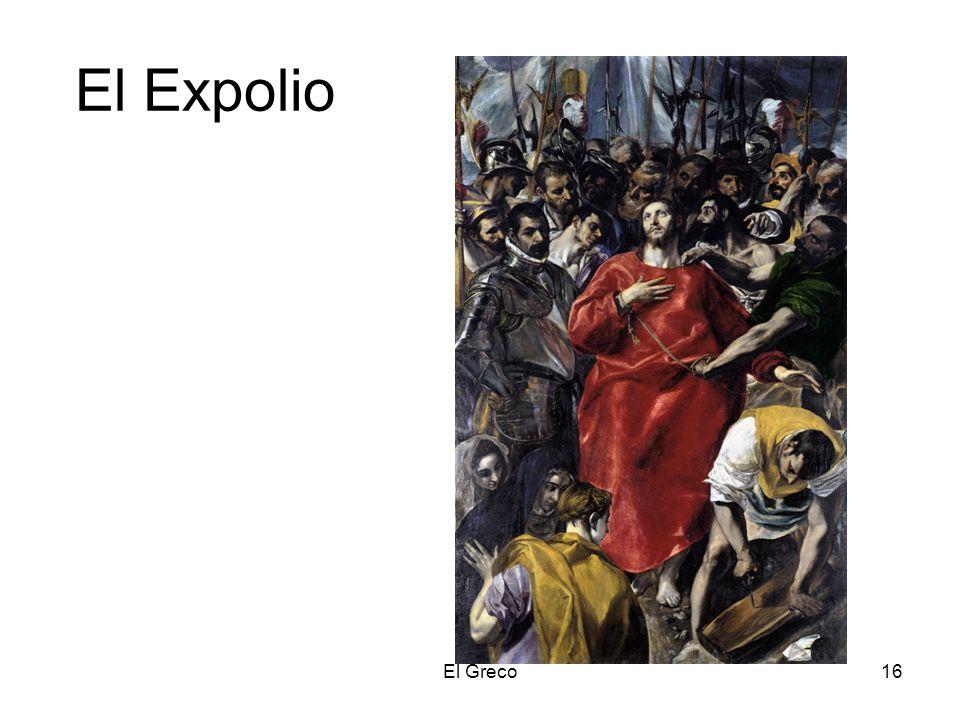 El Expolio El Greco