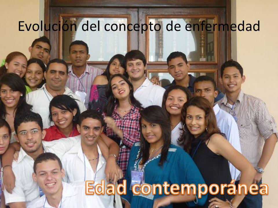 Salud enfermedad normalidad anormalidad ppt descargar for Epoca contemporanea definicion