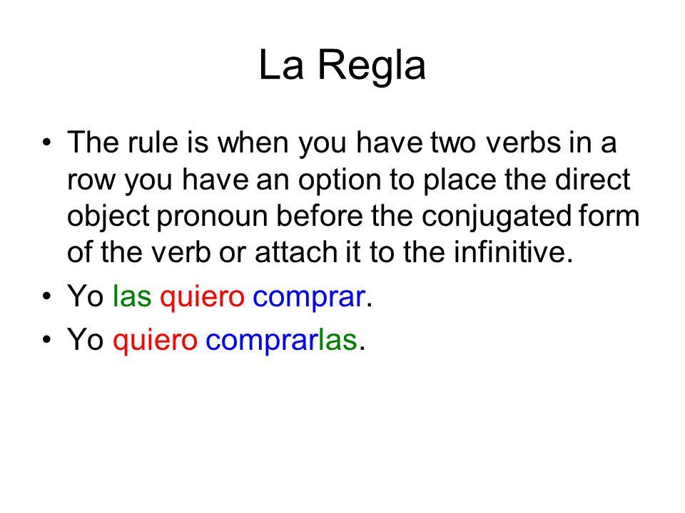 La Regla
