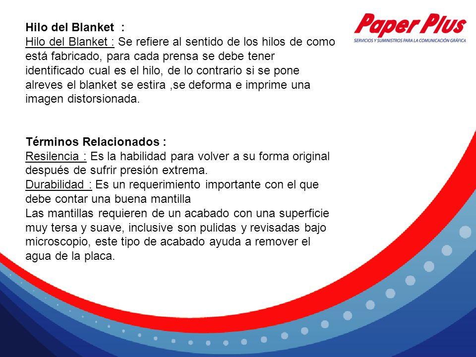 Hilo del Blanket :