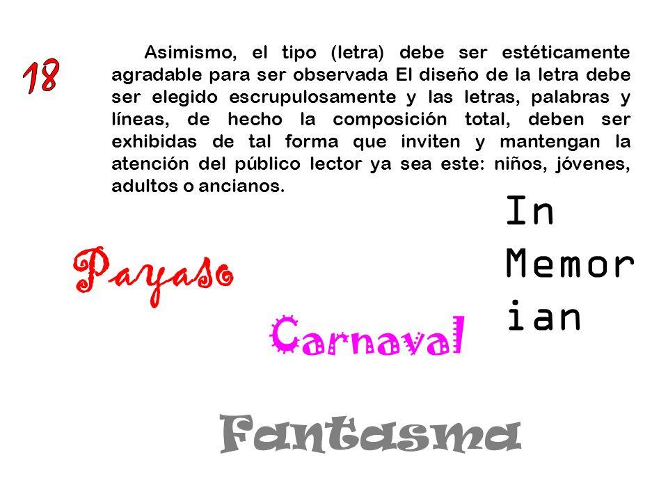 Payaso 18 In Memorian Carnaval Fantasma